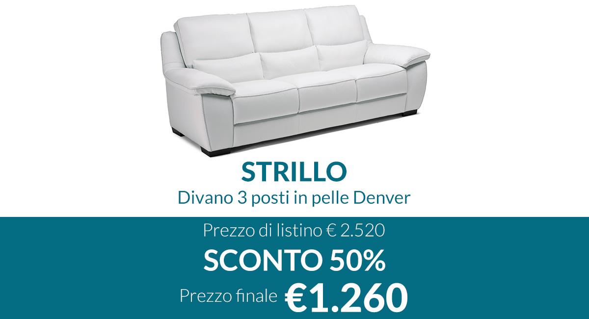 Promo Luglio | Divani&Divani by Natuzzi